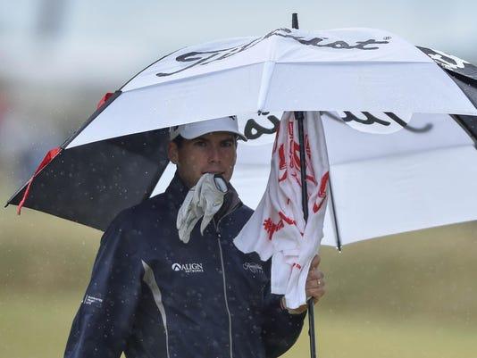 PGA: The 144th Open Championship-Third Round