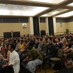 UCF holds the all-time record for number of films submitted to Campus MovieFest. Last year, it was 102.