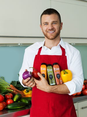 Tio Gazpacho founder Austin Allan is one of several entrepreneurs that General Mills is investing in through its 301 INC business development division.