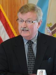 Sen. F. Gary Simpson