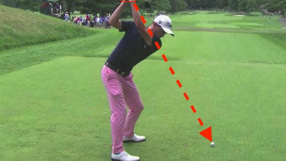 How 145-pound Justin Thomas became one of the most powerful players in golf