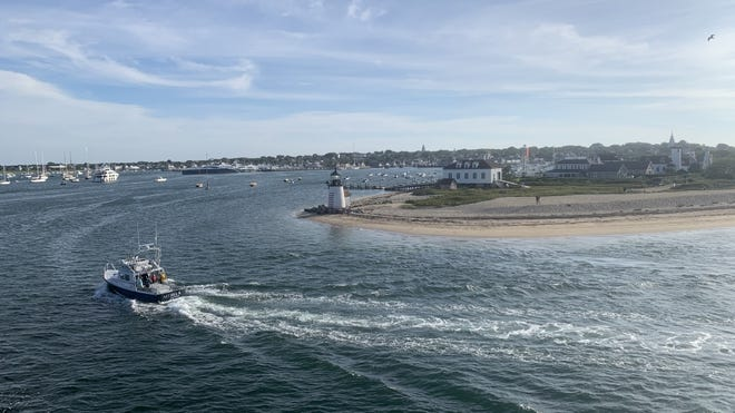 After a dismal spring, passenger demand on Steamship Authority vessels picked up this summer as people were once again drawn to make trips back and forth between Hyannis and the island of Nantucket.