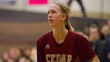All-Region 9 team: Cedar High's Japrix Weaver named MVP