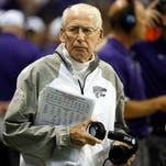 Kansas State Wildcats head coach Bill Snyder said Sasturday's win over Iowa State turned somber upon Paul Rhoads' firing in Ames less than 24 hours later.