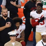 Kaepernick encouraged by Obama weighing in on anthem protest
