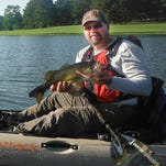 The Sweetwater Kayak Bass Tournament series is coming to Pelahatchie Bay on May 9.