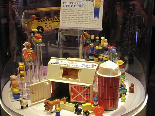 Toy Hall of Fame_Van