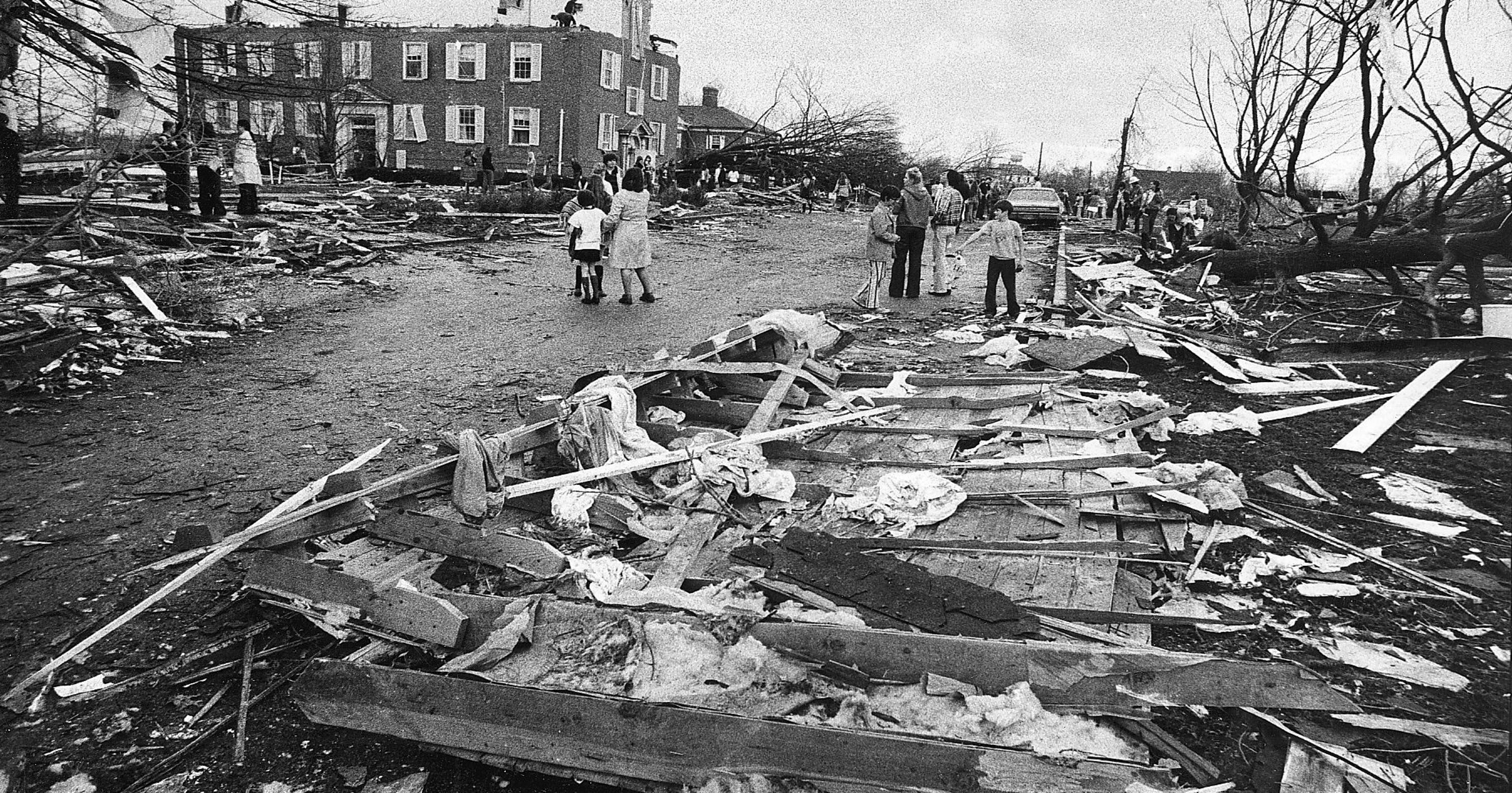 Retro Indy: Indiana's deadliest tornadoes
