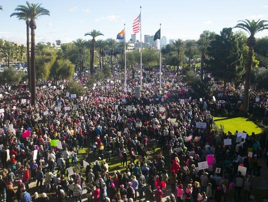 Women's March Phoenix