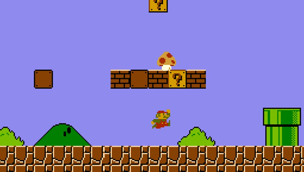Q A Nintendo Designer On 30 Years Of Super Mario Bros