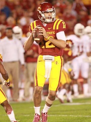 Sam Richardson and the Cyclones take on North Dakota State at 11 a.m. at Jack Trice Stadium.