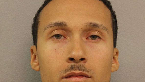 Vincent Gooden, 30, of Nashville is charged with one