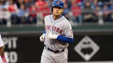 Conforto has 38 extra-base hits in his first 82 major