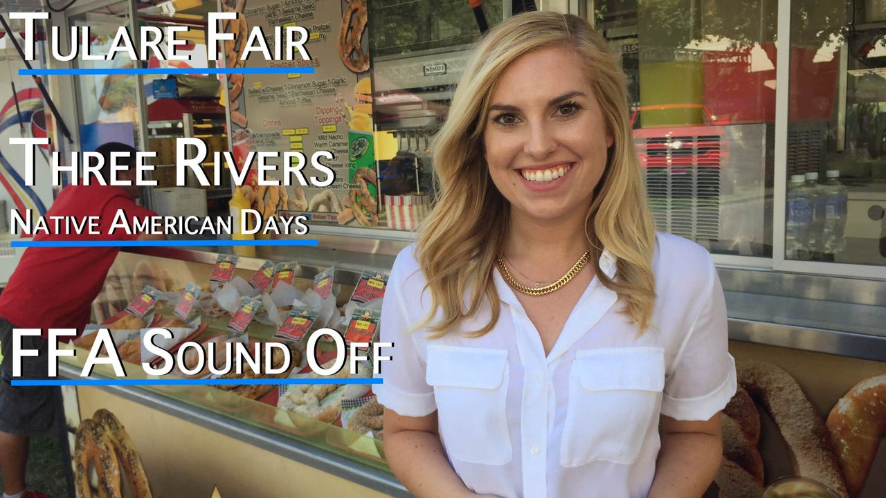 On this week's episode of VTD Student News, we travel to Three Rivers for the annual Native-American Student Days event and FFA students sound off on showing an animal at the Tulare County Fair.
