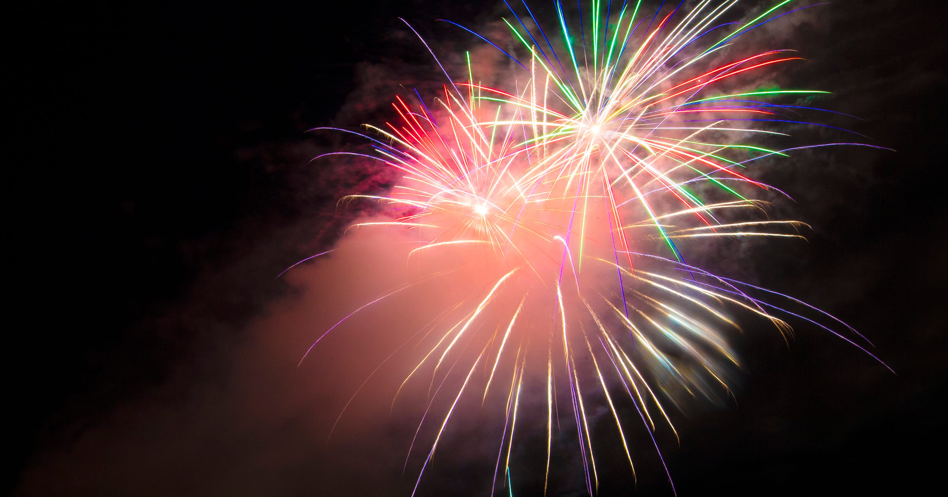 NJ fireworks 2019: Calendar listing of fireworks throughout New Jersey