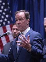 Attorney General Bill Schuette announces new criminal