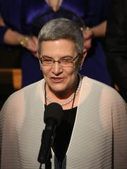 Detroit Symphony Orchestra President Anne Parsons in June 2014.