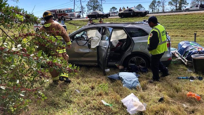 Deadly year: 99 people died in traffic crashes in 2018 on