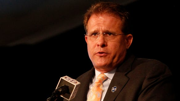 Gus Malzahn SEC Media Days