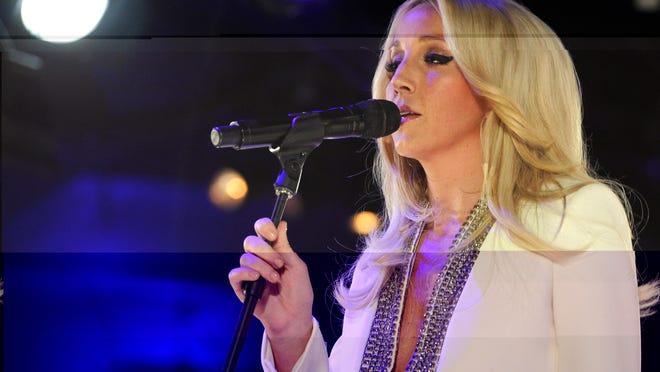 Ashley Monroe performs in November in Nashville.