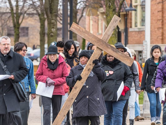 The Way of the Cross 1