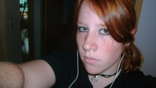 Katherine Ranzenberger, circa. 2004 at age 13.
