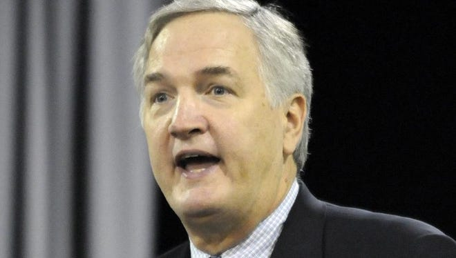 """Attorney General Luther Strange says the scammer uses a caller ID manipulation technique called """"spoofing"""" so caller IDs say attorney general's office when they call."""