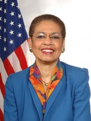 U.S. Rep. Eleanor Holmes Norton
