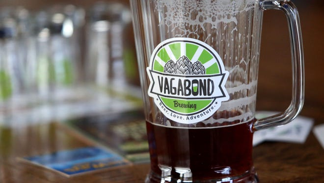 Buy a filled commemorative pint glass for $7, $4 of which will be donated to Start Making a Reader Today, 3 to 10 p.m. Wednesday, Jan. 18, at Vagabond Brewing, 2195 Hyacinth St. NE Suite 172.