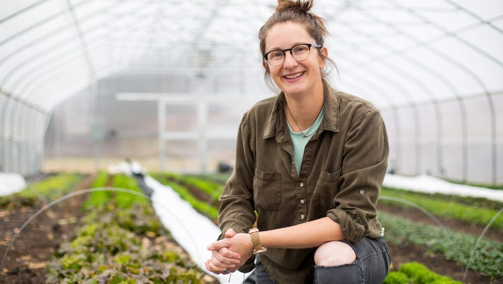 This urban farmer is changing the Des Moines foodscape