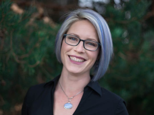 Sarah Peters, a Democratic state Assembly candidate from Reno