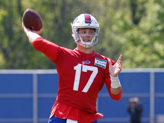 NFL: Buffalo Bills-OTA