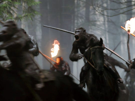 This image released by Twentieth Century Fox shows