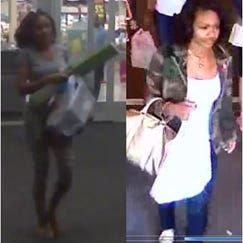 Canton police are looking for this woman, suspected of credit card fraud in several communities.