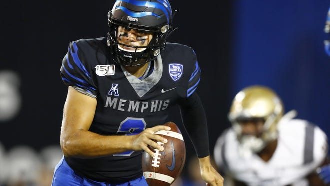 Brady White and Memphis are the American Conference defending champion, but several schools are also ranked in the Top 25 entering the 2020 season.