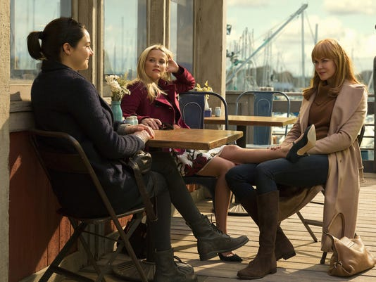 Big LIttle Lies Woodley Witherspoon Kidman
