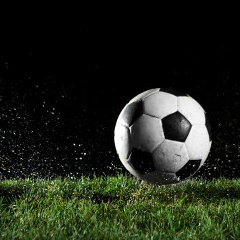 Girls' soccer results, May 15