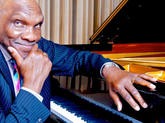 The late Harold Mabern Jr., pictured here in 2012.