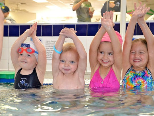 Kids Swimming safety first: here's where metro phoenix kids can take swim