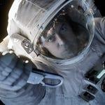 George Clooney in 'Gravity.'