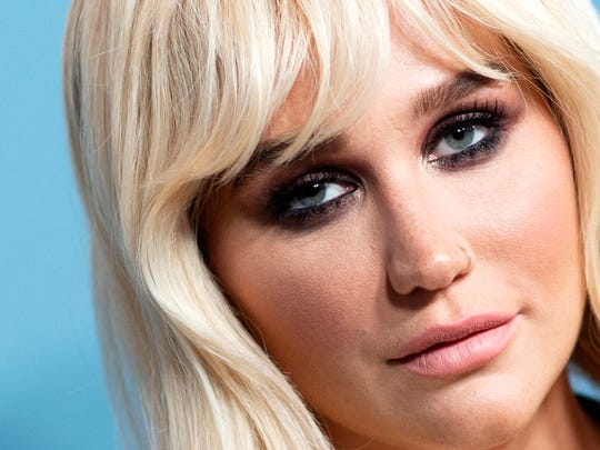 Kesha attends The Hollywood Reporter's Power 100 Women In Entertainment at Milk Studios, in Los Angeles. The singer will perform at the Capitol Theatre in Port Chester, part of the Greenwich International Film Festival.