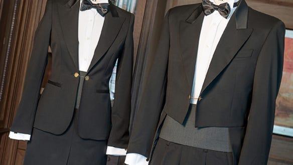 Silversea Butler Uniforms