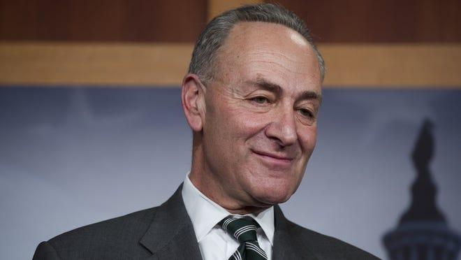 Sen. Charles Schumer, D-N.Y., Jan. 28, 2013.