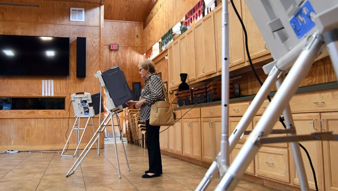 Tuesday's primary election will help voters narrow down Democratic and Republican candidates for U.S. Senate and House of Representatives.