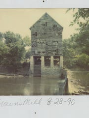 Brown's Mill in Lascassas in 1990.
