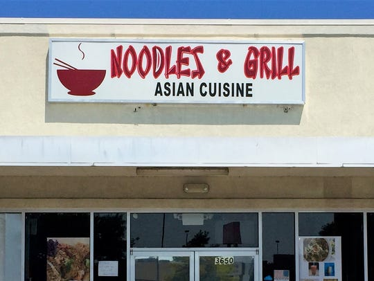 Noodles and Grill