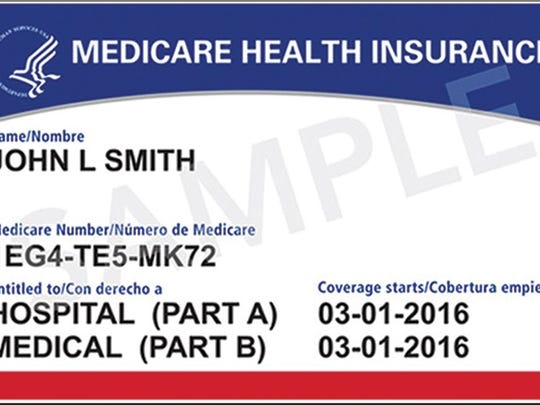 New Medicare cards should be arriving after June in