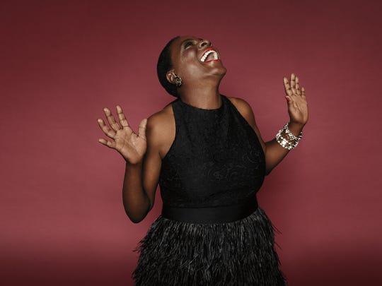 """Me and the Dap-Kings, Daptone Records, we consider our music soul music,"" said Sharon Jones."