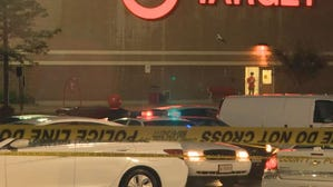 Woman shot and killed in Target parking lot