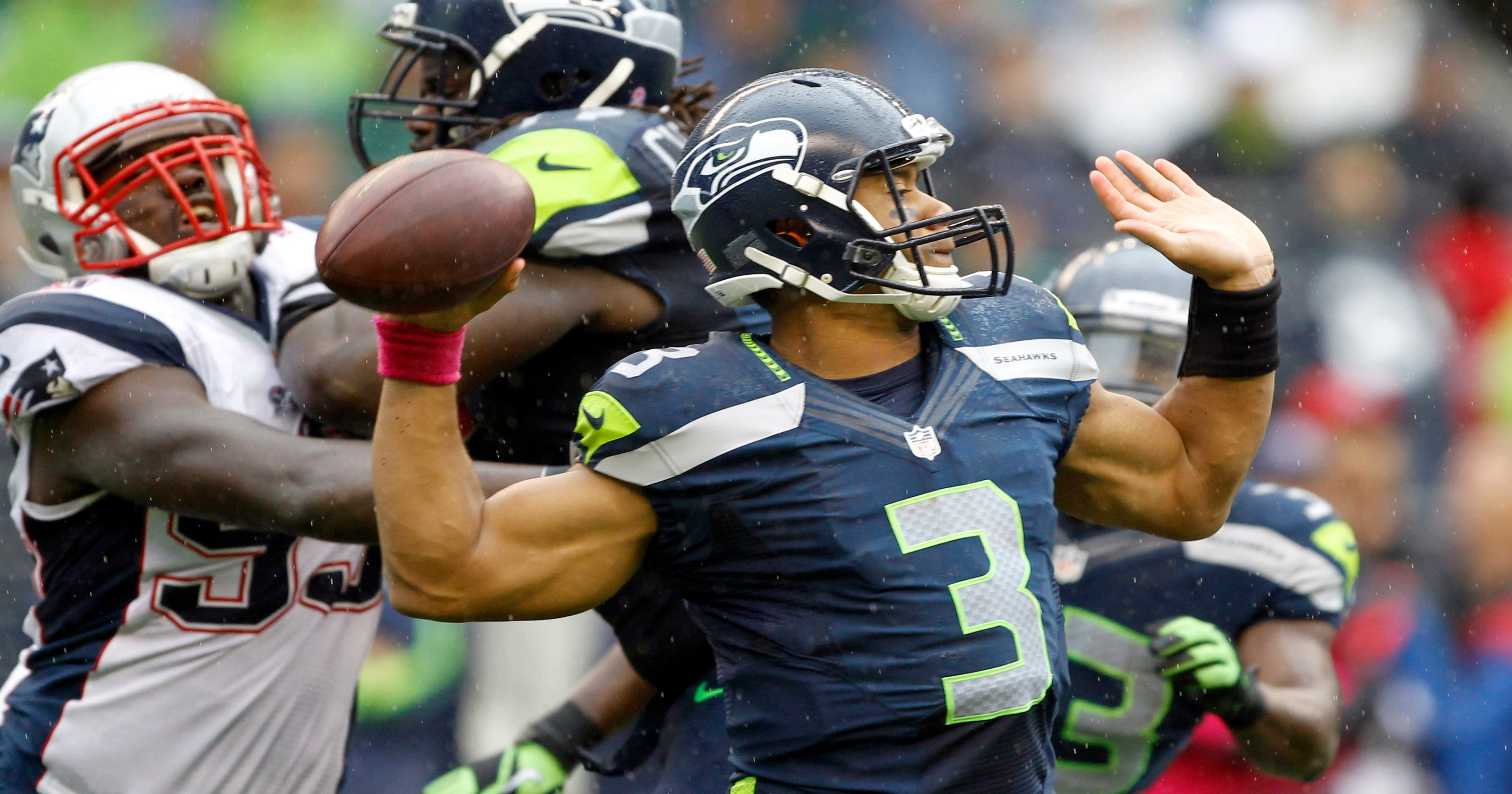 5eee5ac2191 Seahawks and Patriots: Who has the edge at each position?